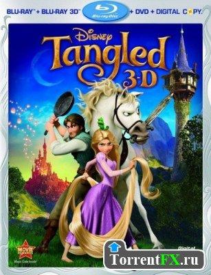 Рапунцель: Запутанная история / Tangled (2010) BDRip 720p