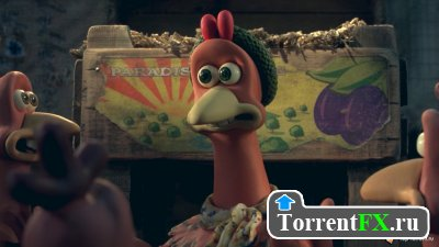 Побег из курятника / Chicken Run