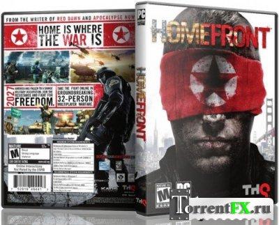 Homefront - Update 1 (2011) PC | Патч [Официальный]