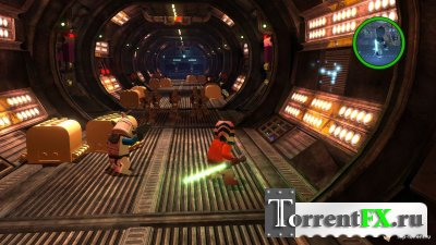 LEGO Star Wars 3: The Clone Wars (ENG) (L)