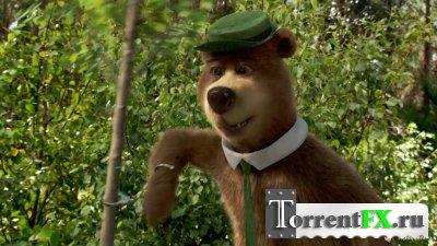 Медведь Йоги / Yogi Bear 2011 / Bdrip 720
