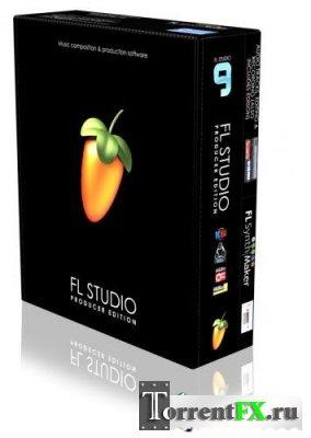 FL Studio v9.9.9 + 4 обновления