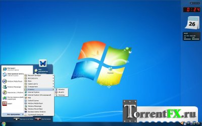 Windows XP Professional x64 Edition SP2 RU UpdatePack 110225