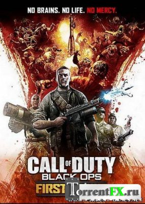 Call of Duty: Black Ops - First Strike [DLC] [2011/PC/Rus]