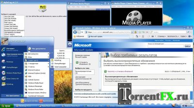 Windows XP Professional x64 Edition SP2 RU SATA AHCI UpPack 101019