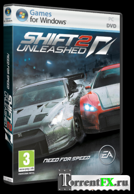 Need For Speed.Shift 2 Unleashed (RUS / ENG) [Repack]