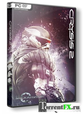 Crysis 2 (2011) PC | Lossless RePack от R.G. Механики