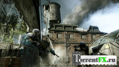 Crysis 2 (2011) PC   Lossless RePack от R.G. Механики
