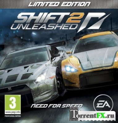 NFS: Shift 2 Unleashed. Limited Edition | RePack
