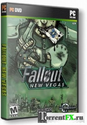 Fallout: New Vegas + Dead Money (2011) PC | RePack
