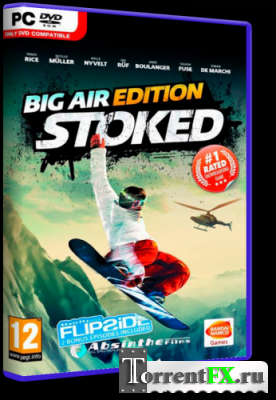 Stoked: Big Air Edition (Multi5/ENG) [RePack]