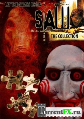 Пила:1-7 / Saw:1-7 [Unrated Director's Cut]