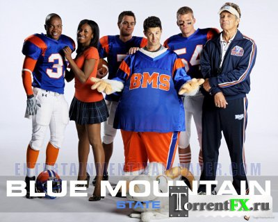 �������� ������ / Blue Mountain State (2 �����)