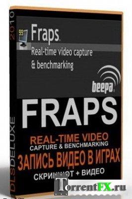 Fraps 3.4.0