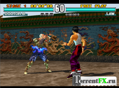 Теккен 3 / Tekken 3 [2011]