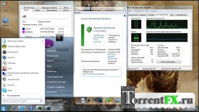 Windows 7 Максимальная KDFX SP1 (2011)