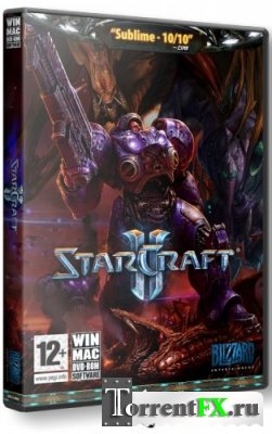 StarCraft 2: Wings of Liberty [2010/PC/Repack/Rus]
