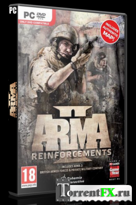 ARMA 2: Reinforcements / Arma 2: Второй фронт (RUS/ENG) [L]
