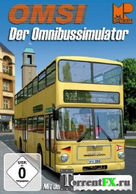 OMSI - The Bus Simulator v 1.01 Aerosoft RUSENG Repack