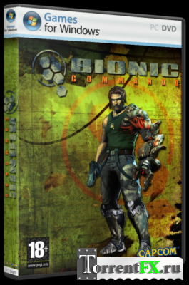 Bionic Commando Lossless RePack от Spieler