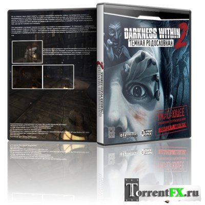 Darkness Within 2: Темная родословная (2011)[Repack/Rus]