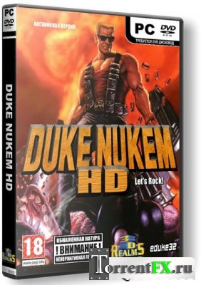 Duke Nukem HD (1996/2011) PC
