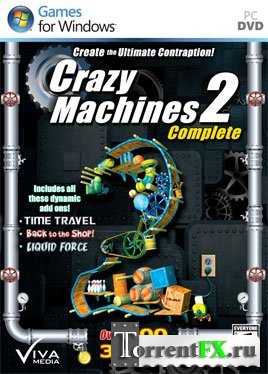 Crazy Machines 2 Complete (ENG) [L]