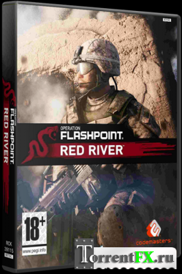 Operation Flashpoint: Red River (ENG/MULTi5) [L]