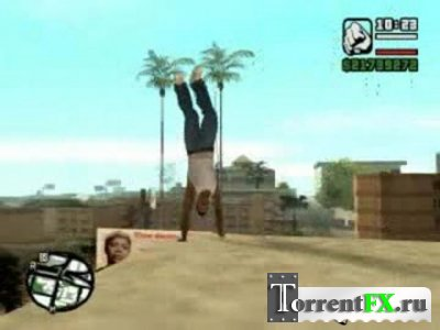 ������ ��� � GTA San Andreas