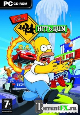 The Simpsons - Hit & Run Repack