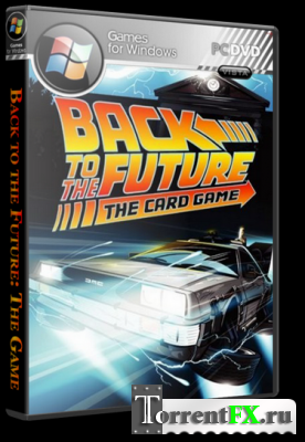 Back to the Future: The Game - Episode 4: Double Visions Universal ENGMulti3 P