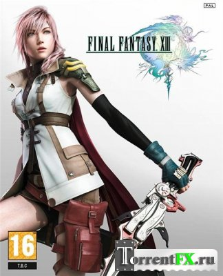 ��������� �������� 13 / Final Fantasy XIII The Movie [16 �� 16]