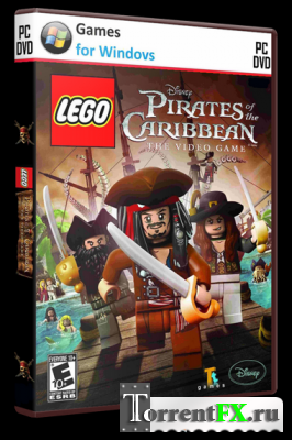 LEGO Pirates of the Caribbean (RUS) [L]