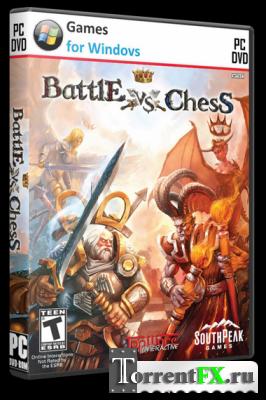 Battle vs Chess. Королевские битвы (RUS) [L]