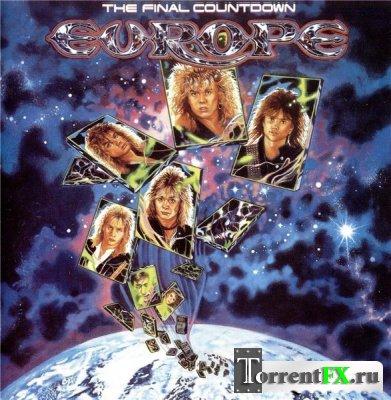 Europe - The Final Countdown (1986) FLAC