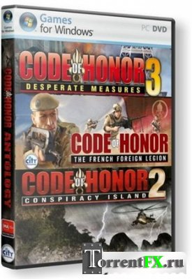 Code Of Honor - Trilogy (2007-2009) PC | Repack