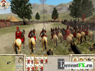 Rome Total War + Barbarian Invasion Gold Edition (Скачать игры с торрента)