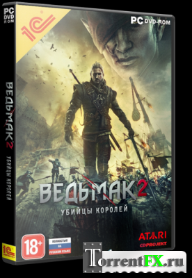 Ведьмак 2: Убийцы королей (RUS) / The Witcher 2: Assassins of Kings (2011) PC | RePack by -Ultra-