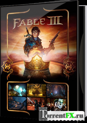 Fable 3 + Update (RUS /ENG) [Repack]