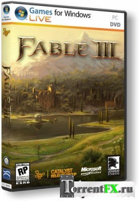 Fable 3  RePacked by [R.G. Catalyst]