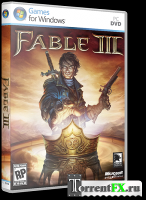 Fable III + Update (RUS) [Lossless RePack] от UltraISO