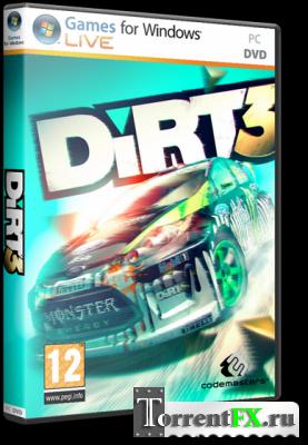 Dirt 3 Codemasters ENG Steam Preload