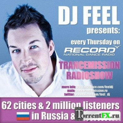 DJ Feel - TranceMission [05-19] (2011) MP3