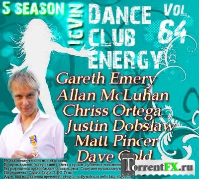 IgVin - Dance club energy Vol.64 (2011) MP3