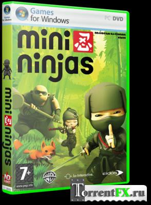 Mini Ninjas Lossless RePack