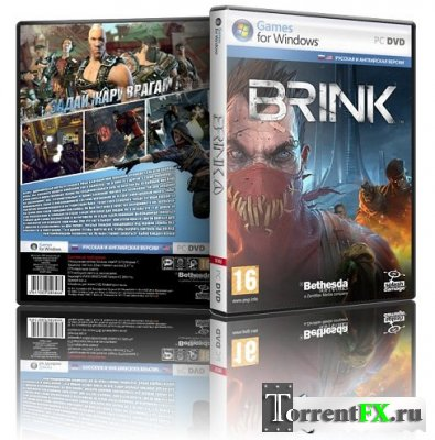 Brink + Update 4 [2011/PC/RePack/Rus]