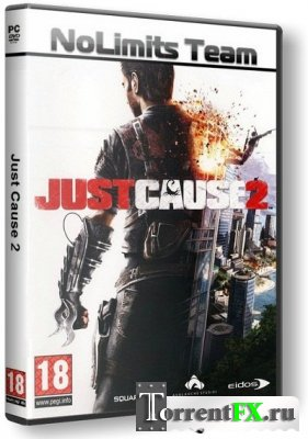 Just Cause 2 Limited Edition | RePack