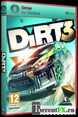 DiRT 3 (2011) PC | RePack от R.G. Catalyst
