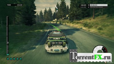 Dirt 3 RePack от R.G. NoLimits-Team GameS