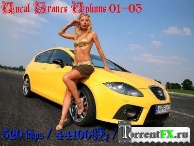 VA - Vocal Trance Volume 01-03 (2011) MP3